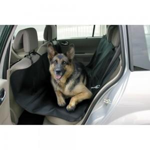 Kompletna presvlaka za stražnja sjedala za vožnju psa