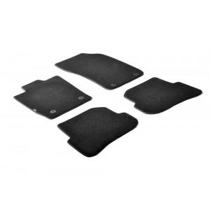 Tekstilni tepisi za Audi A1 (3 & 5 vrata/Sportback)