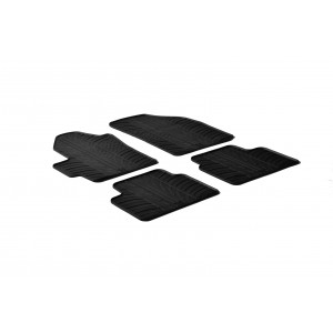 Gumeni tepisi za Chevrolet Spark (5 vrata)