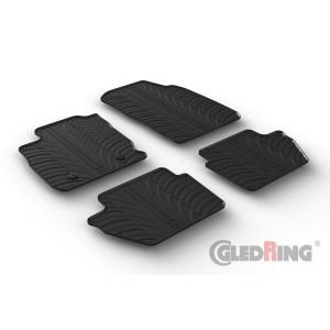Gumeni tepisi za Ford EcoSport