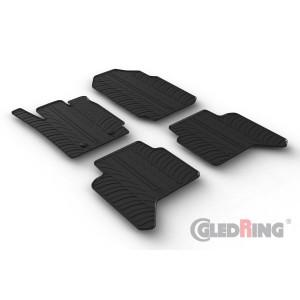 Gumeni tepisi za Ford RANGER DOUBLE CABIN (automatic)
