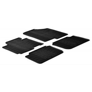 Gumeni tepisi za Hyundai Elantra (4 vrata)