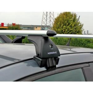 Krovni nosači za Nissan Micra (3 vrata)
