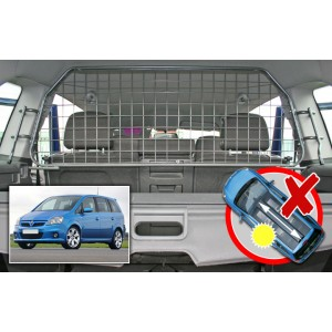Zaštitna mreža za Opel Zafira (bez panoramskog krova)