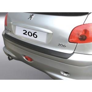 Plastična zaštita branika za Peugeot 206/206 CC (Ne PLUS)