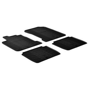 Gumeni tepisi za Renault Latitude (4 vrata avtomatik)