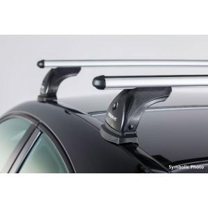 Aluminijski krovni nosači za Ford Mondeo (4 vrata)