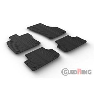 Gumeni tepisi za Audi A3 (3 vrata)