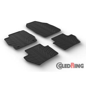 Gumeni tepisi za Ford Ka+ (ručni, 5 vrata)