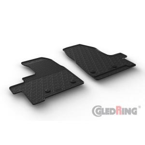 Gumeni tepisi za Ford Tourneo Custom (automatic)